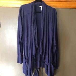 Matilda Jane Navy cardigan/jacket